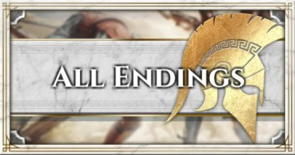 Assassin's Creed Odyssey | All Endings Guide & Tips