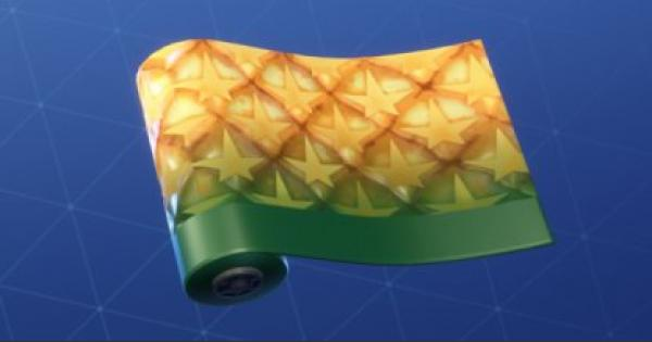 Fortnite | PINEAPPLE - Wrap Review, Image & Shop Price