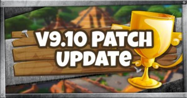 Fortnite | v9 10 Patch Update - May 22, 2019