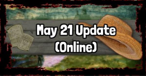 Red Dead Redemption 2 | May 21 Update: New Free Roam Missions & PS4 Early Access | RDR2