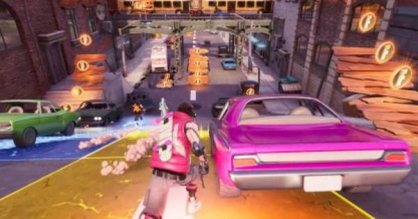 Fortnite | Downtown Drop Challenges & Rewards - Fortnite x Jordan - GameWith