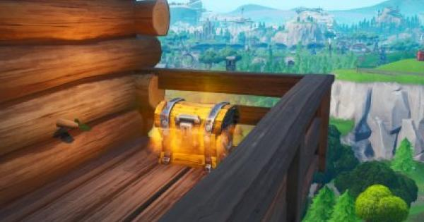 Fortnite | Search Chests at Lonely Lodge or Polar Peak (Week 3)