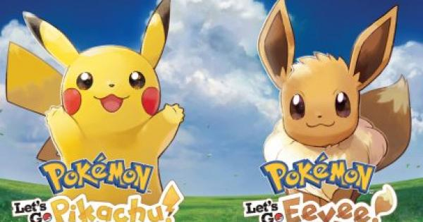 Pokemon Let's Go | Version Exclusive Pokemon & Version Differences - GameWith