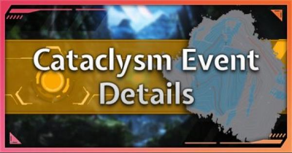 Anthem | Cataclysm Event Update - New Developer Information