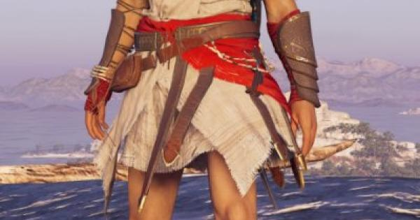 Assassin's Creed Odyssey | Pilgrim Set - How to Get & Armor Stats - GameWith