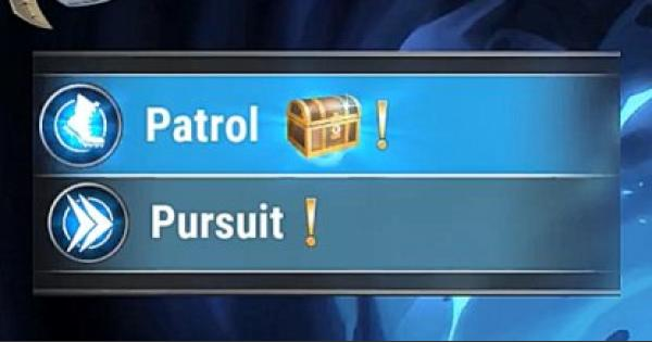 Dauntless | Difference Between Patrol Vs. Pursuit Mission