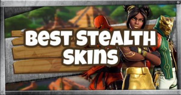 Fortnite | Best Stealth & Camouflage Skins