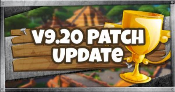 Fortnite | Patch Notes v9.20 Patch Update - June 6, 2019 - GameWith
