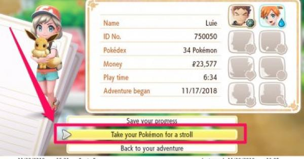 Pokemon Let's Go | Poke Ball Plus Guide - Uses & What You Can Get