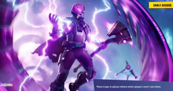 Fortnite | Season 9 Week 5 Secret Battle Star Location & Loading Screen