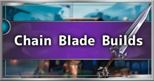 Dauntless | Best Chain Blade Builds & Recommended Loadouts - GameWith