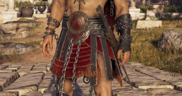 Assassin's Creed Odyssey | Spartan Renegade Set - How to Get & Armor Stats