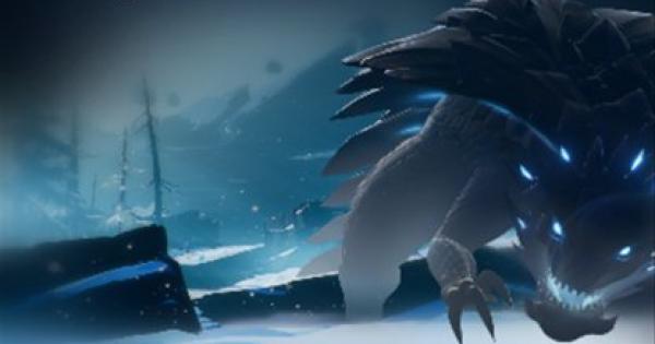Dauntless | How To Beat Pangar / Frostback Pangar - Tips & Guide - GameWith