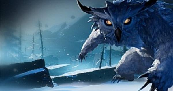 Dauntless | How To Beat Skraev / Winterhorn Skraev - Tips & Guide