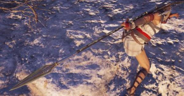 Assassin's Creed Odyssey | Achilles's Spear - How to Get & Weapon Stats