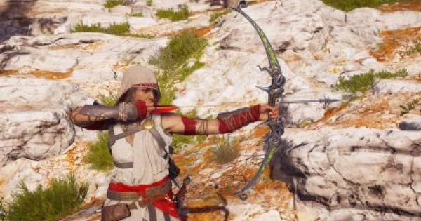 Fanged Bow - How to Get & Weapon Stats | Assassin's Creed Odyssey - GameWith