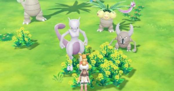 Pokemon Let's Go | GO Park - Features And Transferring Pokemon