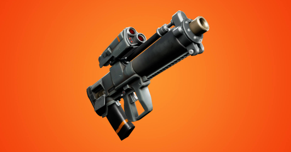 Fortnite | Proximity Grenade Launcher - Damage & Stats - GameWith