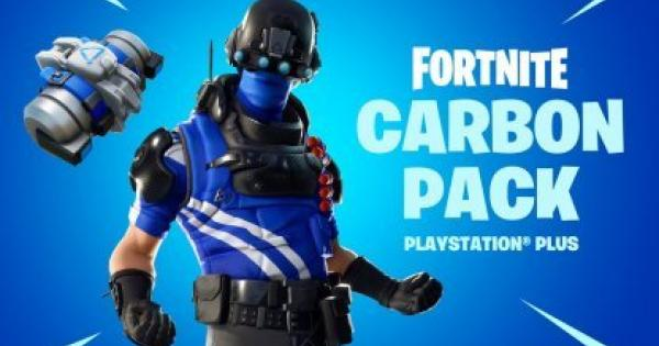 Fortnite | CARBON COMMANDO - Skin Review, Image & How to Get - GameWith