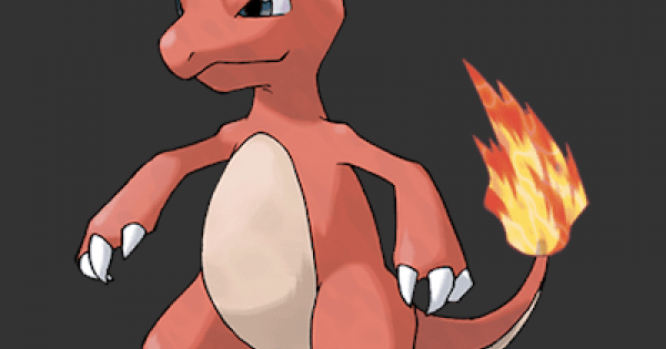 Pokemon Let's Go | Charmeleon - Stats, Moves, Evolution & Locations | Pikachu / Eevee - GameWith