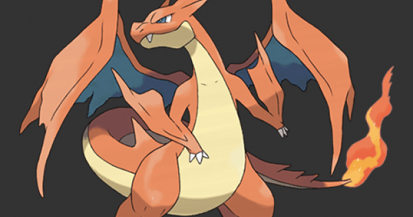 Pokemon Let's Go   Mega Charizard Y - Stats, Moves, Evolution & Locations   Pikachu / Eevee - GameWith