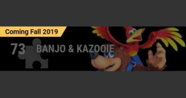 Super Smash Bros Ultimate | BANJO & KAZOOIE - Fighter Rating & Unlocking Character | SSBU