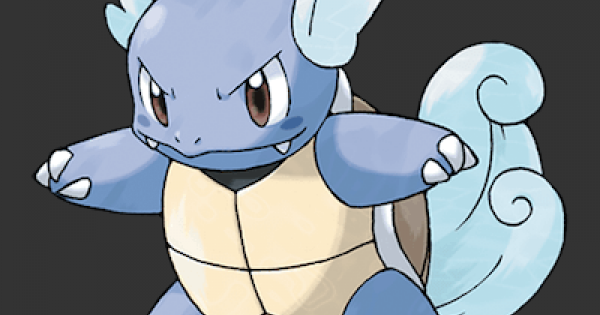 Pokemon Let's Go | Wartortle - Stats, Moves, Evolution & Locations | Pikachu / Eevee - GameWith