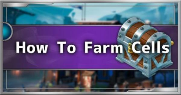 Dauntless | How To Farm Cells Fast - Efficient Farming Tips & Guides - GameWith
