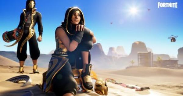 Fortnite | SANDSTORM - Skin Review, Image & Shop Price - GameWith