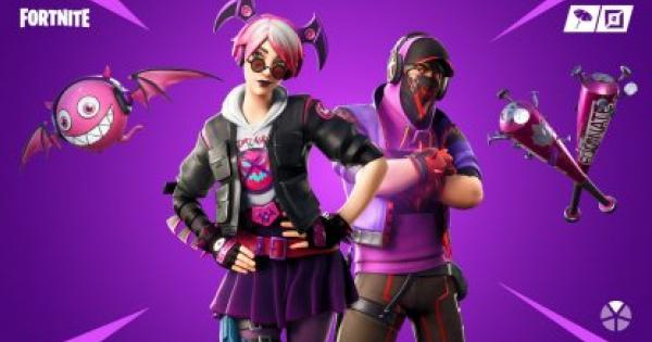 Fortnite | CALLISTO Skin - Set & Styles