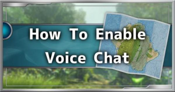 Dauntless | How To Enable & Disable The Voice Chat Feature - GameWith
