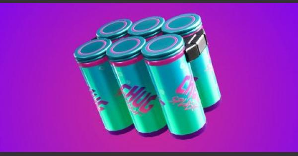 Fortnite | Chug Splash Consumable Item - Guide & Tips - GameWith