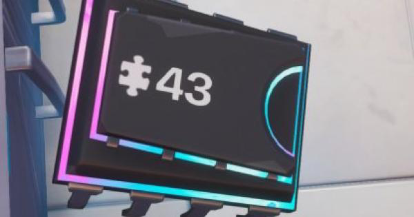 Fortnite | Fortbyte 43 Location - Banana Stand - GameWith