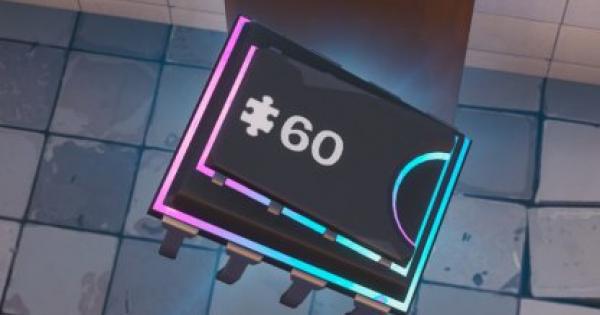 Fortnite | Fortbyte 60 Location - Happy Oink Restaurant