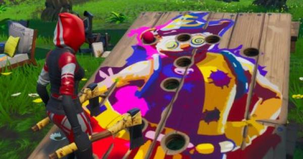 Fortnite | Carnival Clown Board Locations - 14 Days of Summer - GameWith
