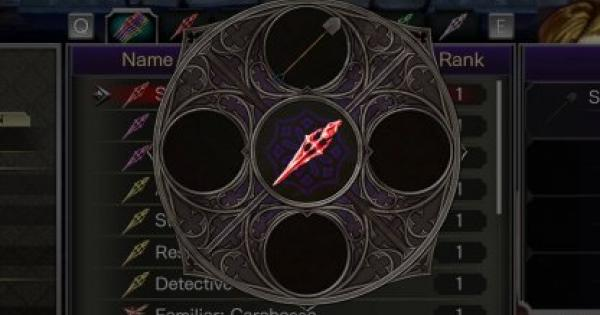 Bloodstained | How To Upgrade Shards: Enhance Shard Grade & Rank | Ritual of the Night