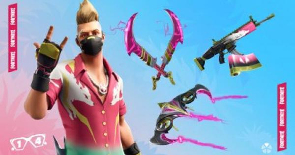 Fortnite | SUMMER DRIFT Skin - Set & Styles - GameWith