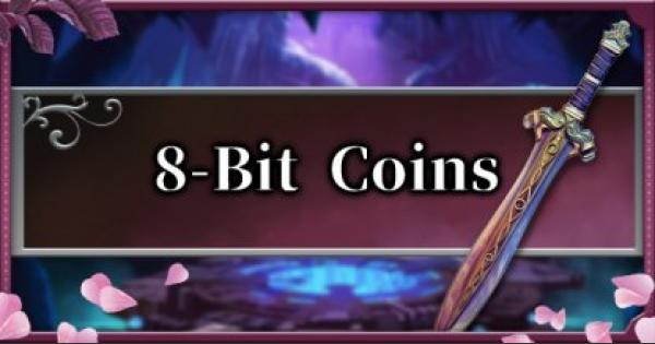 Bloodstained | 8-Bit Coins - Where To Get & 8-Bit Coin