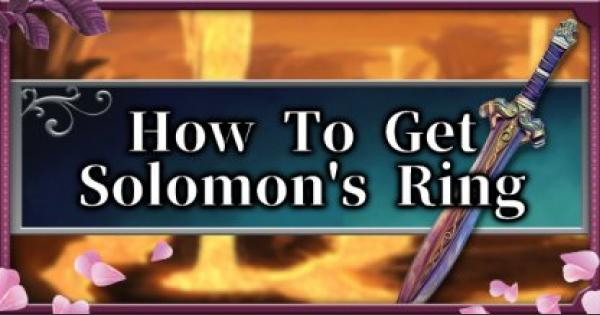 Bloodstained | How To Get Solomon Ring - Quest & Rewards List | Ritual of the Night
