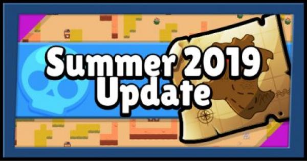 Brawl Stars | Summer Update - New Brawler, New Skins, & End-Game Content