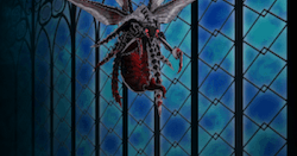 Bloodstained | No.076 Blood Bug - Spawn Location & Item / Shard Drops | Ritual of the Night