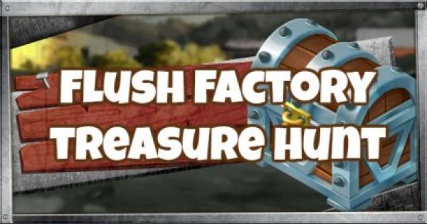 Fortnite | Flush Factory - Treasure Map Challenge (Week 3) - GameWith