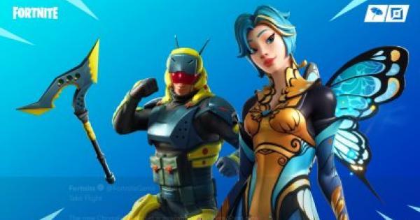 Fortnite | FLUTTER Skin - Set & Styles - GameWith