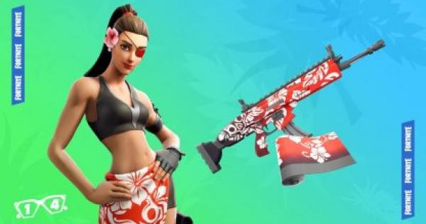 Fortnite | DOUBLECROSS Skin - Set & Styles - GameWith