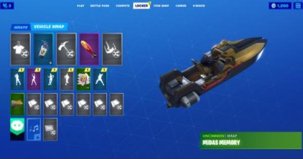 Fortnite | HEXFORM Wrap - How To Get & Price