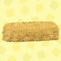 Hay bed