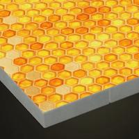 Honeycomb flooring