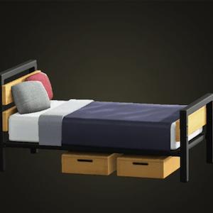 Ironwood bed