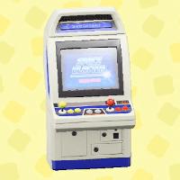 Arcade combat game