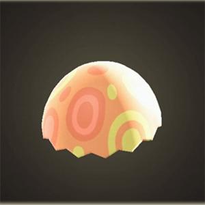 Wood-egg shell